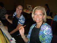 2015 Wine & Canvas - August
