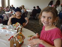2015 Gingerbread House Party